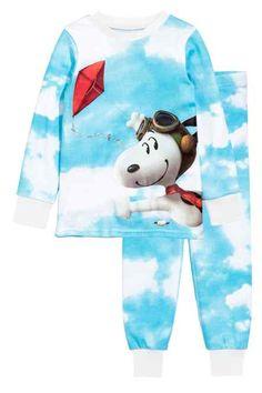 Pijama em jersey