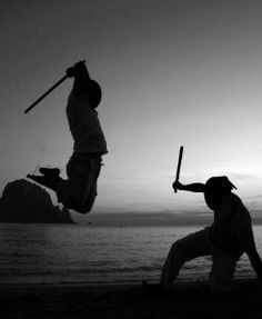 Eskrima Is A Filipino Art Of Knife And Stick Fighting
