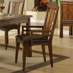 Craftsman Home Arm Chair