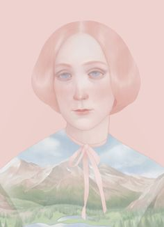 Selected Portraits II by HSIAO-RON CHENG, via Behance