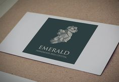 Category: Identity - Co. Client: Emerald Crystal, Co. Dublin, Brand Identity Design, Logo Design, Waterford Ireland, Branding, Graphic, Logos, Emerald, Personalized Items