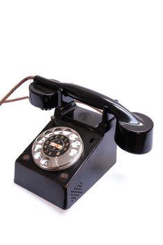 H. Fuld & Co., Bauhaus Telephone, Frankfurt, 1929,