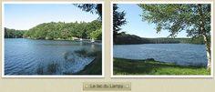 Le Lac de Lapmy Saissac