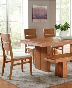 Mandara Dining Room Furniture Collection | Furniture collection ...