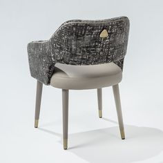 There are all types of dining chairs for all styles of dining area design. However, it is hard to find the perfect seating piece that will bring just the right touch of luxury and glamour and Modern D