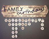 Compleanno famiglia segno