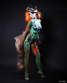 Body Painting Academy Final 2011/12 by Jennifer Ro