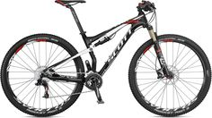 Gear: Scott Spark 930 29er Bike