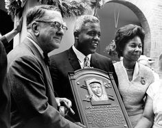 Bob Feller and Jackie Robinson are selected for the Baseball Hall of Fame in their first years of eligibility. American Baseball League, Negro League Baseball, Nationals Baseball, Baseball Players, Baseball Mom, Baseball Field, Roosevelt, Cooperstown New York, Jackie Robinson Day