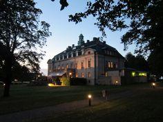 Örenäs palace, Landskrona, Sweden.