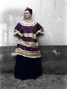 Frida Khalo secondo Leo Matiz. Lalter ego di Diego Rivera negli occhi del fotoreporter nato nella Macondo di Gabriel Garcia Marquez (FOTO)