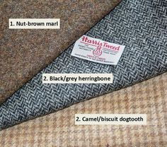 A delicious mix of wools.