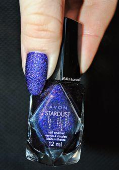 Avon stardust- Polished plum