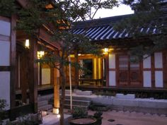 A Traditional Korean Home