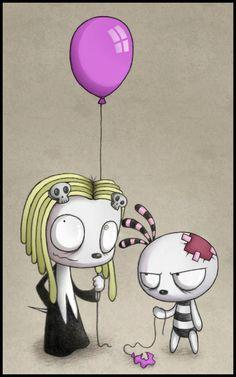 LENORE THE CUTE LITTLE DEAD GIRL | Tumblr