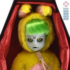 LDDリビングデッドドールズ 豆魚雷版 黄色エクソシスト 開封  Eggzorcist YELLWO Mamergyorai Exclusive #LivingDeadDolls #リビデ #リビングデッドドールズ #リビングデッドドールズ買取 #LDD #MEZCO #doll #ドール #お人形  #中野ブロードウェイ #ロボットロボット  #ROBOTROBOT  #WeBuyToys  #リビングデッドドールズ買取