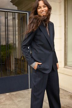 Pantalons femme  votre pantalon chic et élégant   CAROLL d86eabc913b