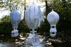 Balloon Race « Bonker*s Clutterbucks