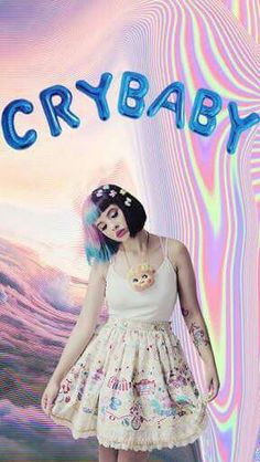 Sometimes, there's nothing better than having a good ol' cry #melaniemartinez