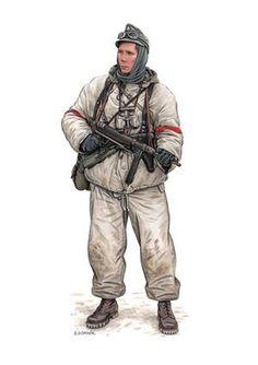 SS-Gebirgs-Division Nord, Schi Bataillon Norge.j