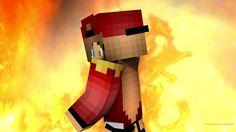 Ender Taşı tanıyanlar varsa bilir Enderin Minecraft'taki kız skin hali :))
