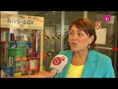 """""""Give-Box"""" et 'Donnerie"""" à Etterbeek - YouTube"""