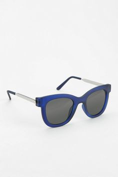 blue sunnies for the summer!