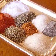 Cajun Spice (Kreolische Gewürzmischung)