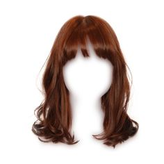 Hairstyles ❤ liked on Polyvore featuring hair, wigs, dolls, hairstyles and doll hair