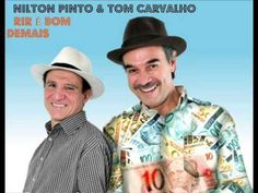 NILTON PINTO & TOM CARVALHO SHOW DE PIADAS 10