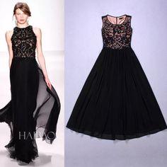 Free Shipping Summer 2014 Sleeveless Beading Chiffon Silk Long Dress Beach dress 140617XB01 $72.00