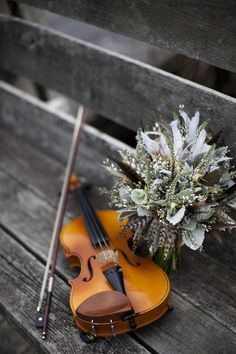 violin...not really a product, but definitely one of my favorite instruments- the one I used to play.