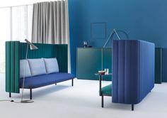 Les designer berlinois du Studio Grosch ont créé un système de sièges modulaires nommé Ophelis sum. Le concept se compose de trois éléments: la base, la pa