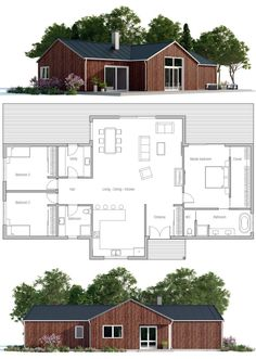 401 Small House Plans Images Pinterest 2018 Home Impressive Affordable
