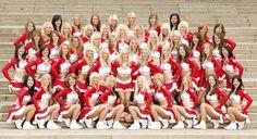 Cheerleader des 1.FC Köln