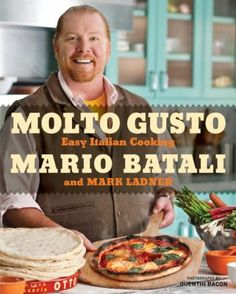Italian cooking from Mario Batali, famed Food Network chef. http://libcat.bentley.edu/record=b1297107~S0
