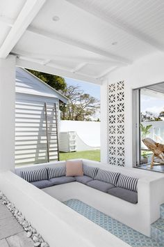 Palm Springs Houses, Palm Springs Style, Beach Houses, Palm Springs Interior Design, Home Renovation, Decoration, New Homes, Paradise, Beach Shack