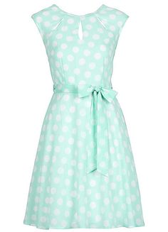 Riviera Dotty Dress