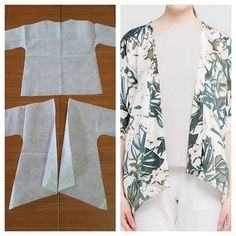 - Source by sanjaryarezoo - Dress Sewing Patterns, Blouse Patterns, Clothing Patterns, Blouse Designs, Fashion Sewing, Diy Fashion, Sewing Clothes, Diy Clothes, Modelista