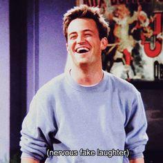Chandler bing sweater