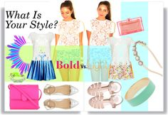 """""""Bold or Light?"""" by ezhan on Polyvore"""