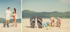 Ensaio gestante na praia | Fotografia de família | Fotografia Jaraguá do Sul | Florianópolis | Ensaio praia | Havaianas | Mel Maieski Fotografia