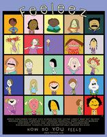 Feeleez Poster-Love this for giving children a way to express their feelings.