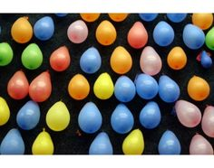 Fun Fair Game Ideas (with Pictures) Carnival Party Games, Superhero Party Games, Carnival Birthday Parties, Birthday Games, Circus Party, Birthday Party Themes, 5th Birthday, Birthday Ideas, School Carnival