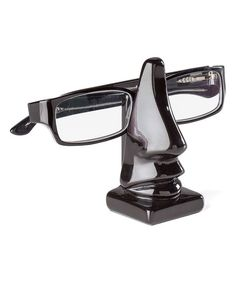 Black Leon Nose Eyeglasses Holder