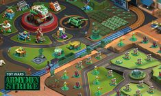 Free Amazon Android App of the day for 3/05/2018 only!     Normally $0.01 but for today it is FREE!!  Army Men Strike Product features Lilliputian Toy War: Build Headquarters in your bedroom, use the moneybox as your treasury, transport resources with your little train, and collect metal with magnets. Every houseware has its unique function in this toy world! Fight the enemies in the kitchen, the living room and even the bathroom! The adventurous and playful battlefields will make war >>>>>