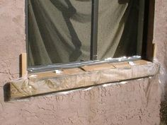 How To Repair A Concrete Window Sill House Fixin