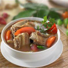 Macam2 sup sapi & kambing Indonesia