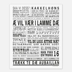 "Lofoten plakat ""Æ vil vær i lamme dæ"" Lofoten, Posters, Poster, Postres, Movie Posters"