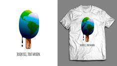 un design pour tshirts créé en Mens Tops, T Shirt, Design, Graphic Design, Supreme T Shirt, Tee, T Shirts